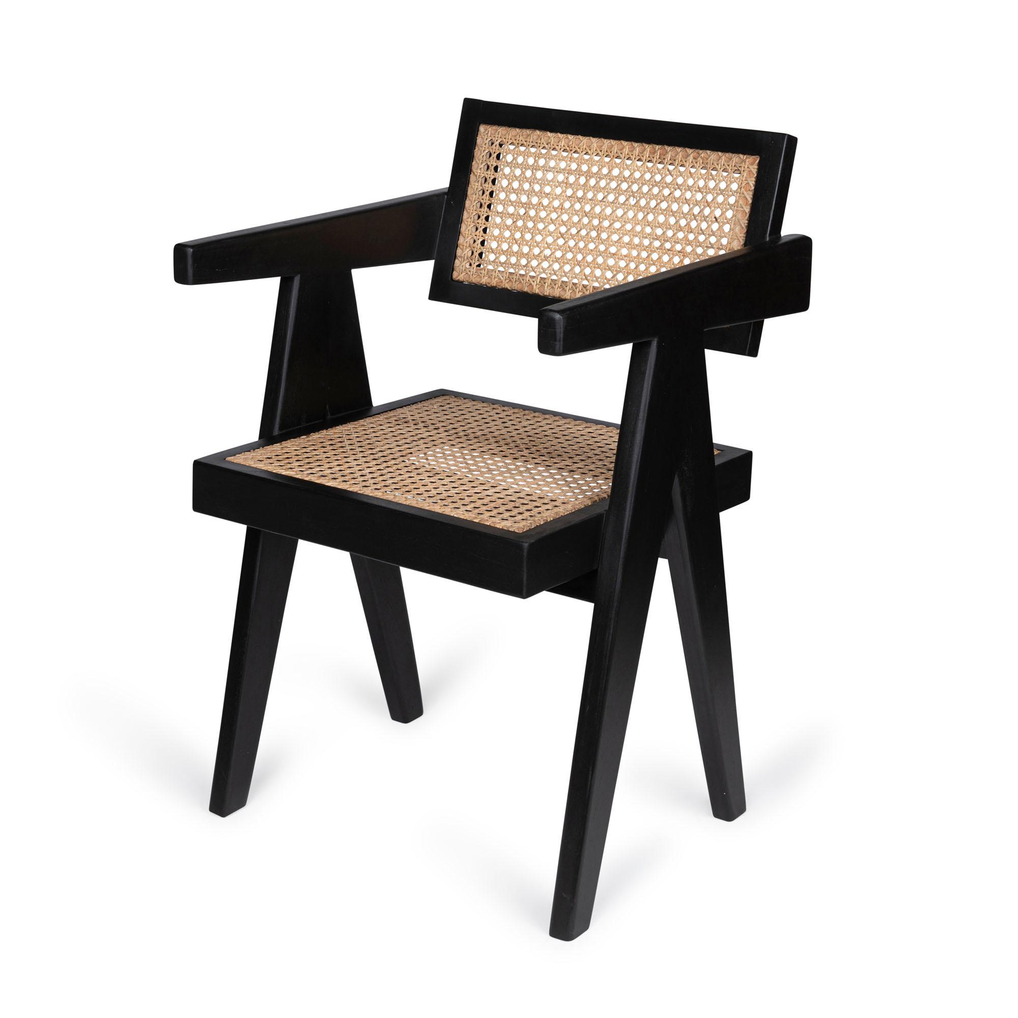 Office Chair - Kohle schwarz-1