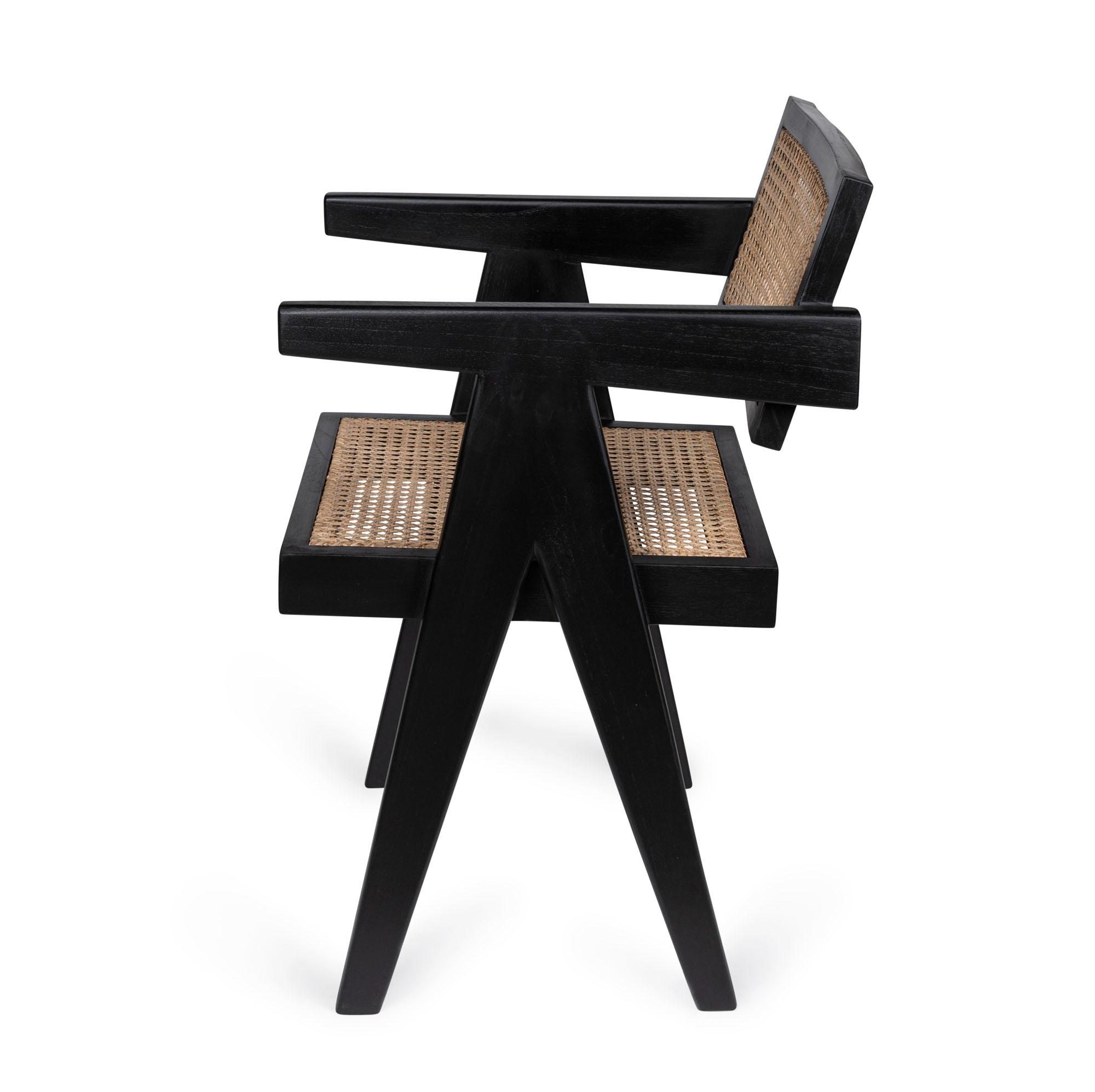 Office Chair - Kohle schwarz-3