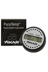 Xikar Xikar Puro Temp/Hygrometer, No calibration needed, guaranteed accuracy of +/- 2%