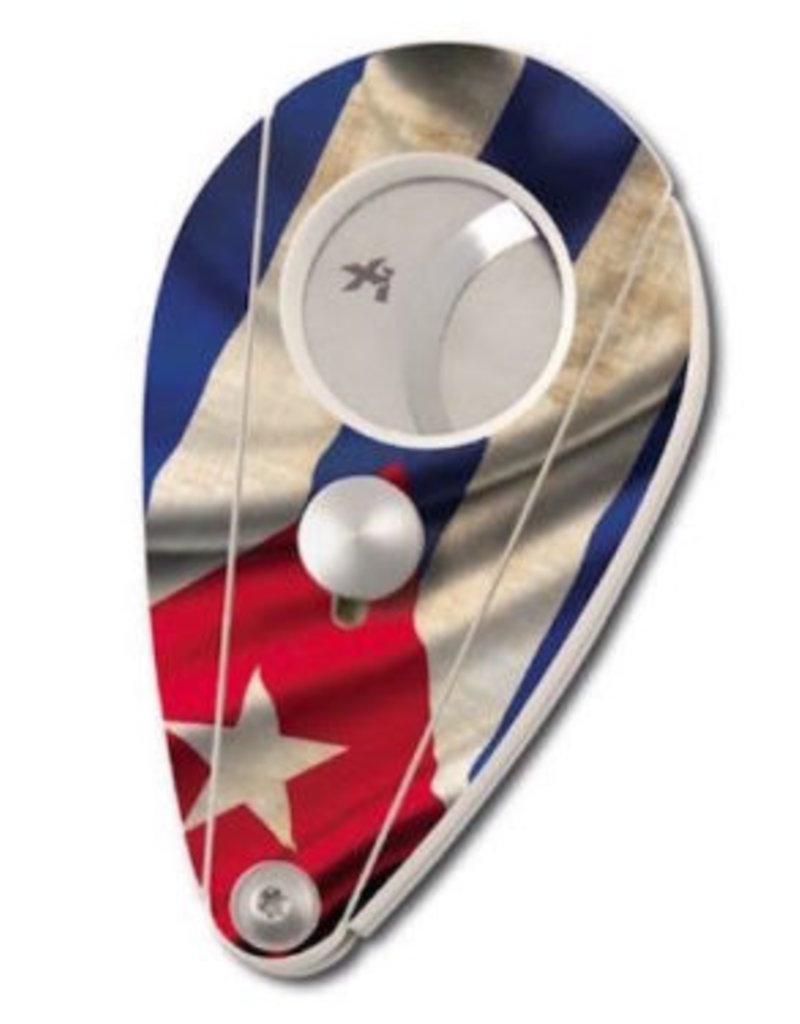Xikar Xikar cutter Cuban flag