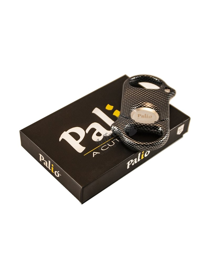 Palio Palio cigar cutter - Carbon coat