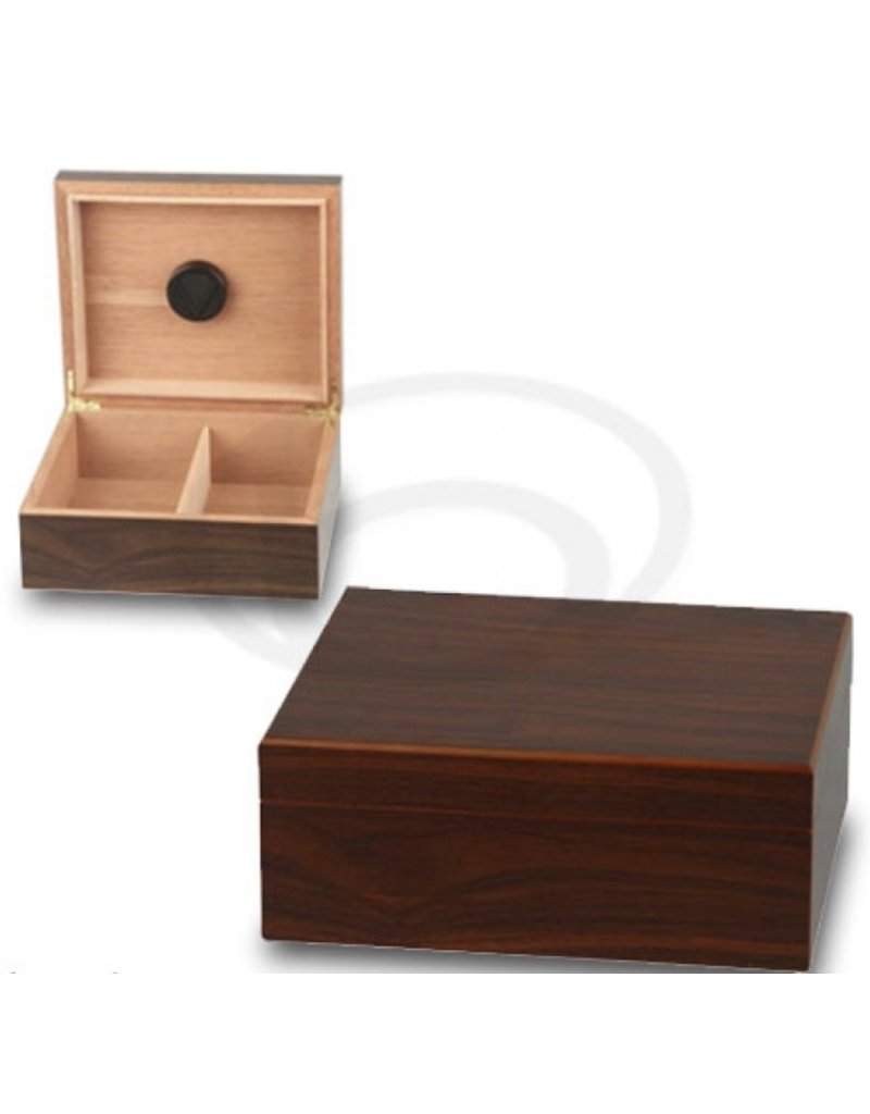 Bookwill Humidor Bookwill Walnoot medium