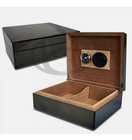 Bookwill Humidor Bookwill  Carbon look