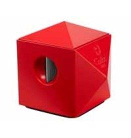 Colibri Colibri Quasar Cigar Cutter Red