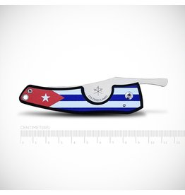 Les Fines Lames Le Petit  - Flag - Cuba Dark