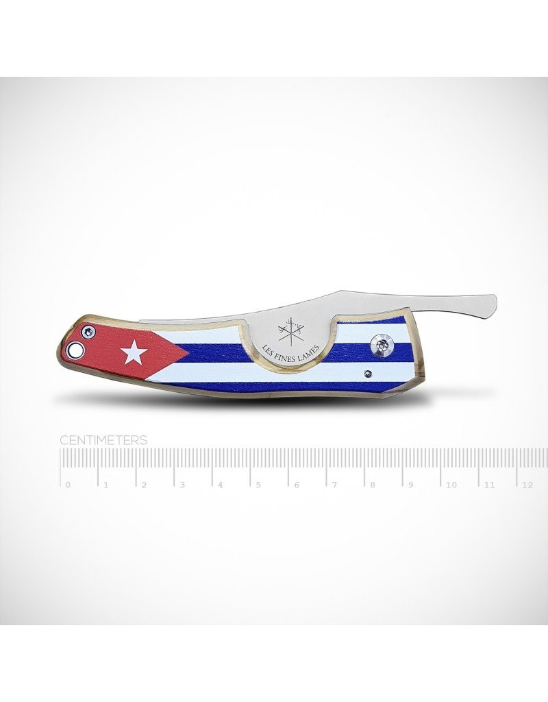 Les Fines Lames Le Petit  - Flag - Cuba Light