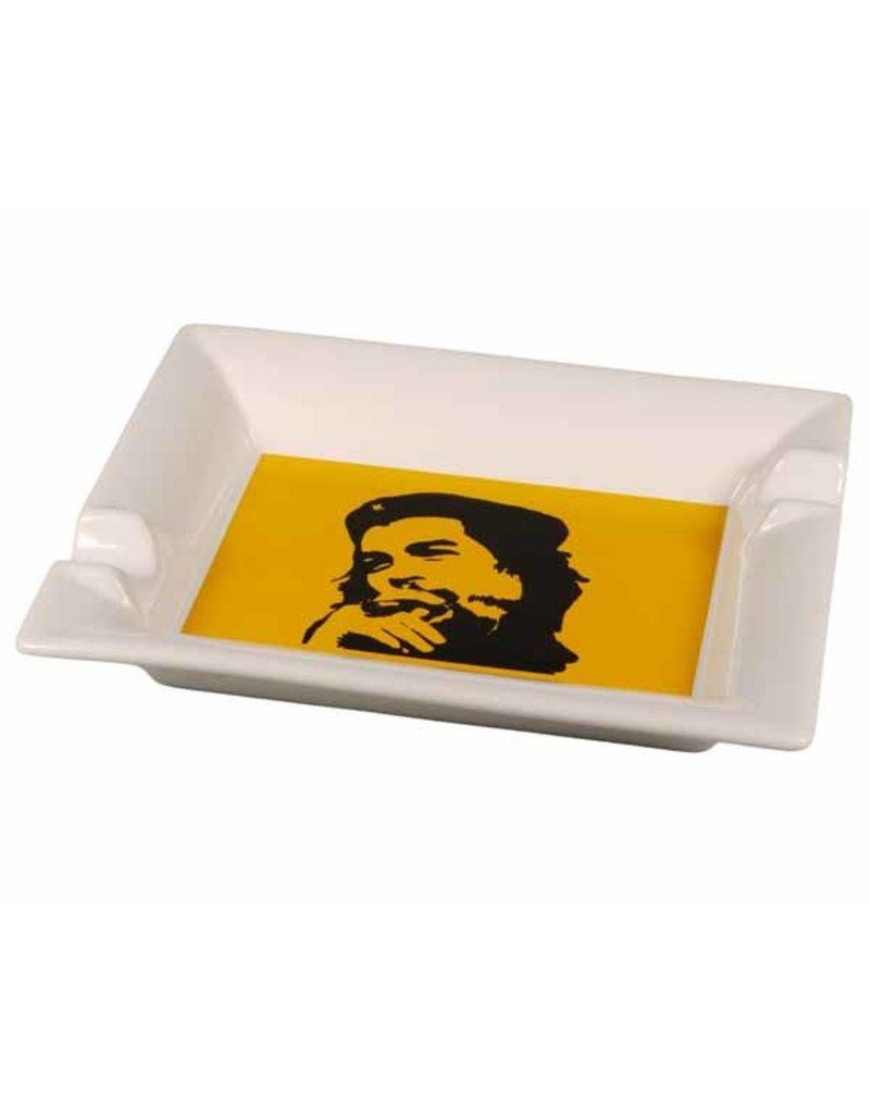 Ashtray Che yellow
