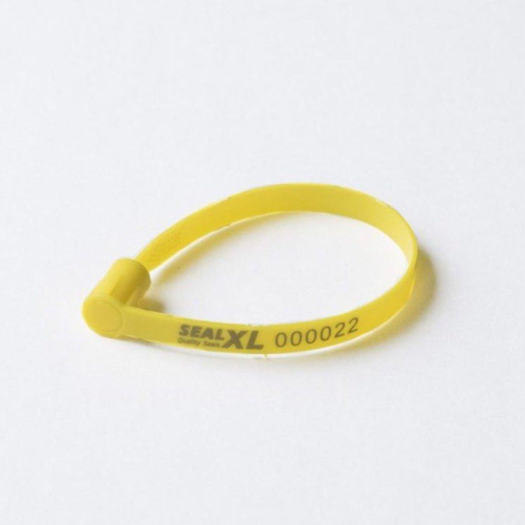 Plastic Band Seal