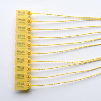 Plastic Verzegeling 250mm - 2500 stuks