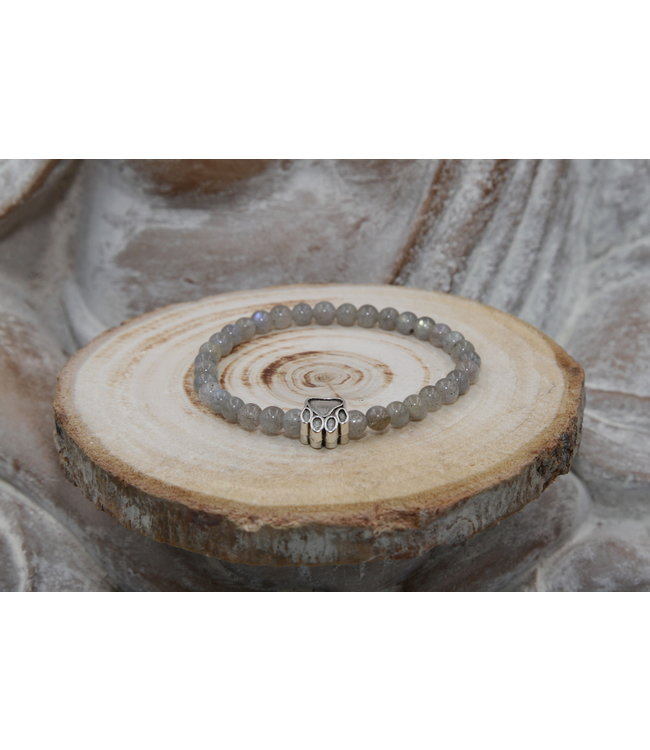 Luma Creation Bracelet LABRADORITE 4-5mm