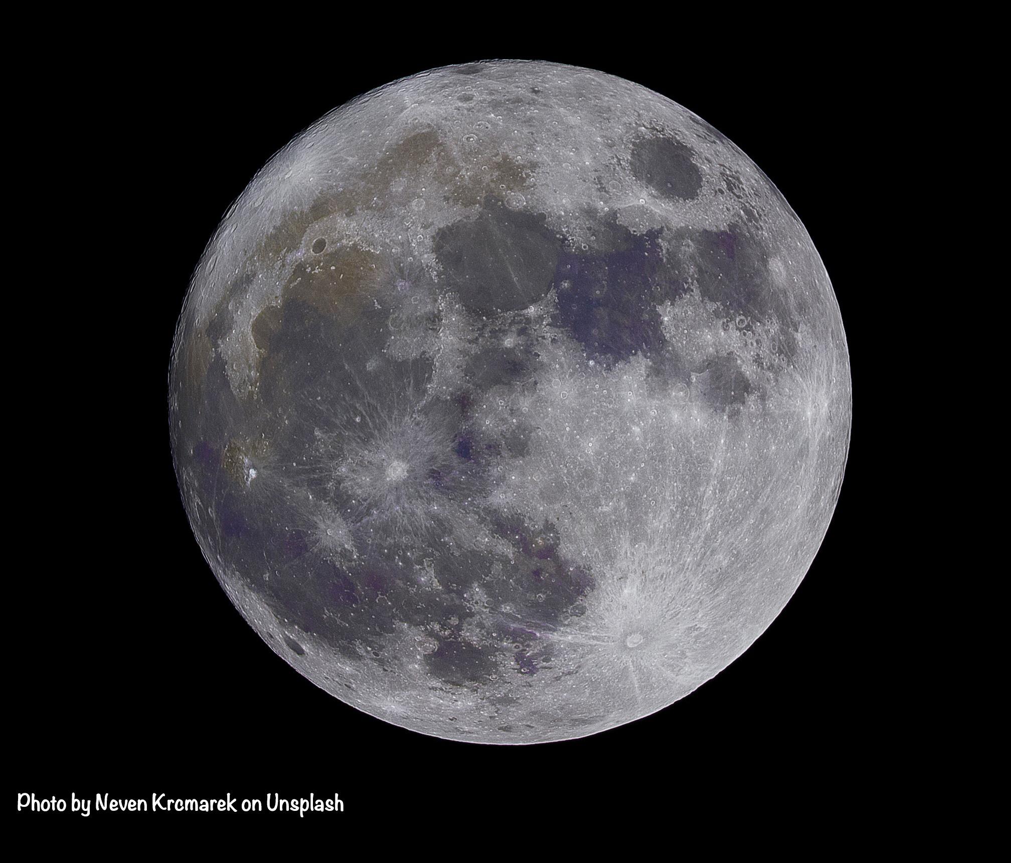 Pleine lune du 17 juin