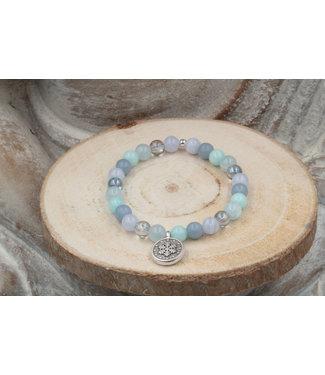 "Luma Creation Bracelet femme des ""Neiges"""