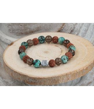 """Luma Creation Bracelet """"Changement, Confiance en soi et Equilibre"""""""