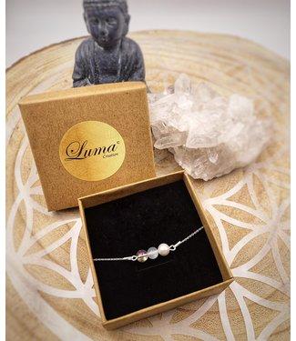 Luma Creation Bracelet Trio argent 925
