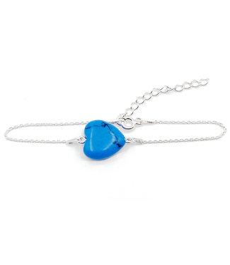 Luma Creation Bracelet Coeur Argent 925