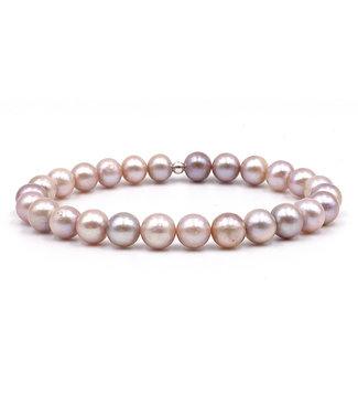 Luma Creation Bracelet Perle de Culture Lila
