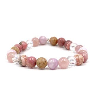"Bracelet femme ""Anti-Stress et Emotions"""