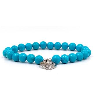 Bracelet Blue Love - Edition fêtes des mères 2020