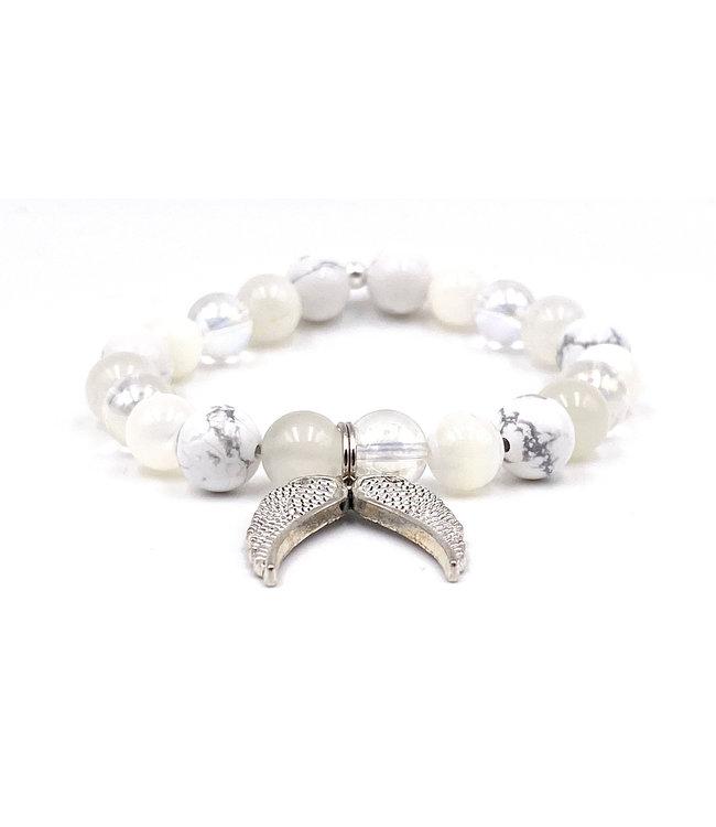 Bracelet Femme Ange Gardien Fêtes
