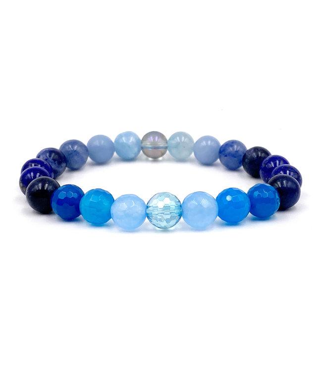 Bracelet Mamy Blue
