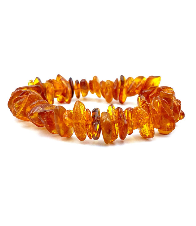 Bracelet Ambre Naturel