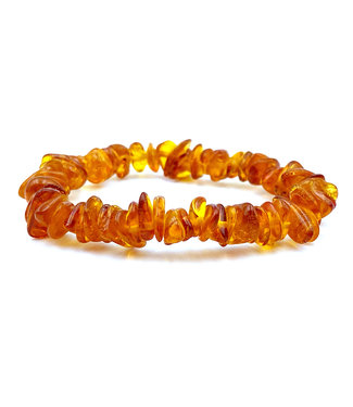 Bracelet Ambre Naturel Enfant