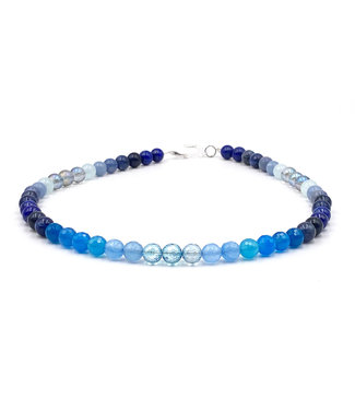 Collier Mamy Blue