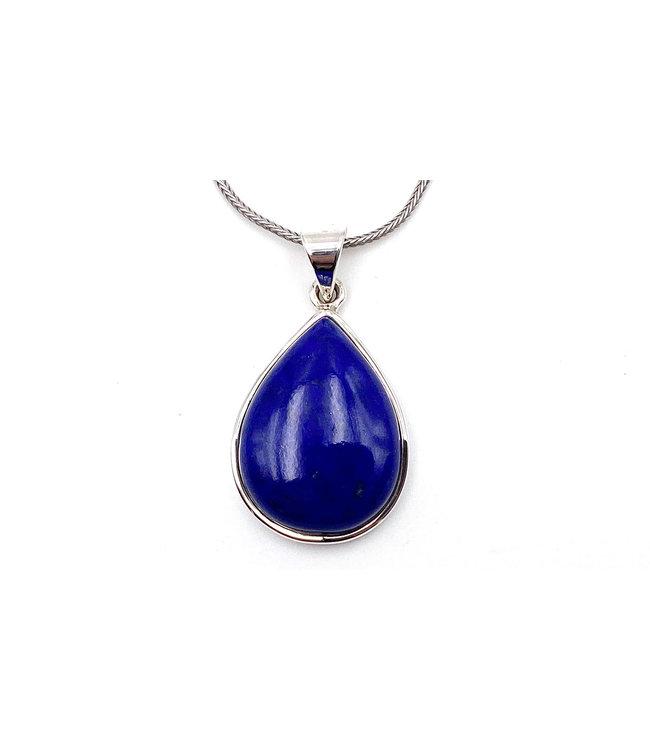 Pendentif Lapis Lazuli petite goutte