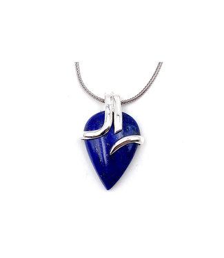 Pendentif Lapis Lazuli Flèche