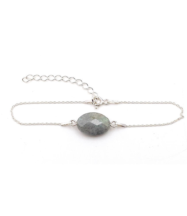 Bracelet Labradorite Argent 925