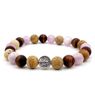 Bracelet Anti-stress et méditation 8mm