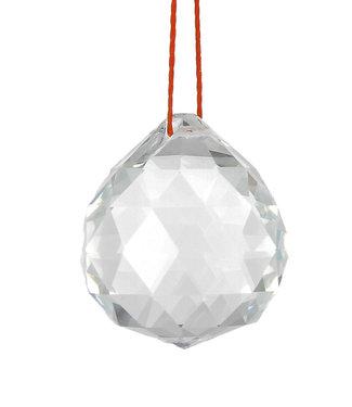 Boule de Cristal à facettes Feng Shui