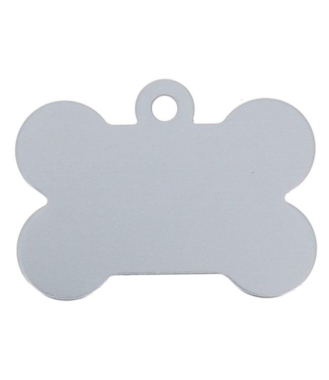 Médaille Os Aluminium anodisé