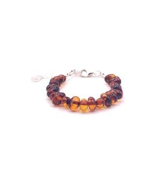 Bracelet Ambre Naissance