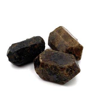 Dravite ou Tourmaline marron