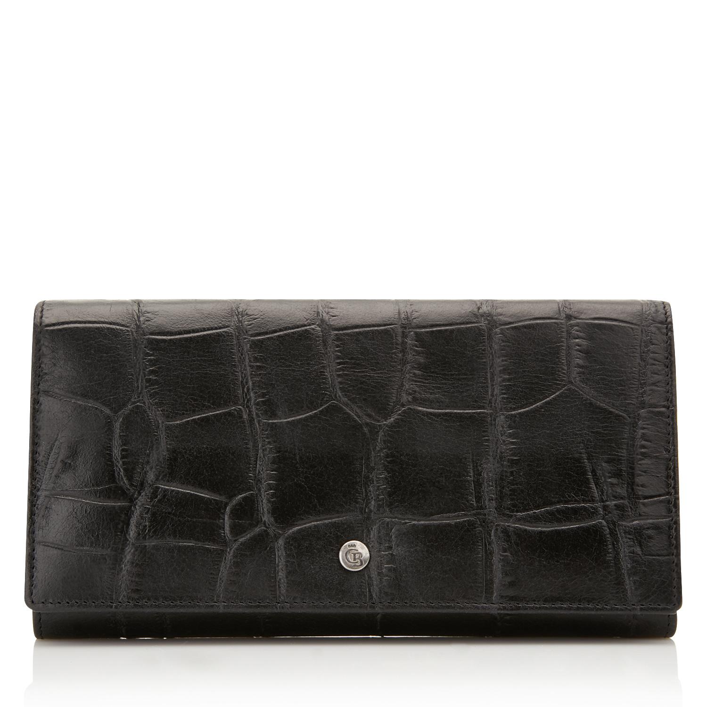 Dames portemonnee 14 pasjes RFID | zwart