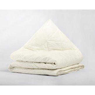 Sleeptime 4-Seizoenen Dekbed - Percale Cotton Wool Touch Cream