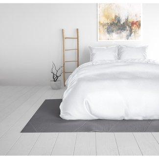 "Sleeptime ""2 halen = 1 betalen"" Dekbedovertrek Sleeptime Beauty Skin Care Dekbedovertrek White Silk Micropercal"