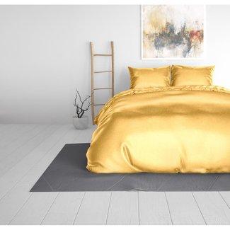 Sleeptime Dekbedovertrek Sleeptime Beauty Skin Care Dekbedovertrek Gold Silk Micropercal