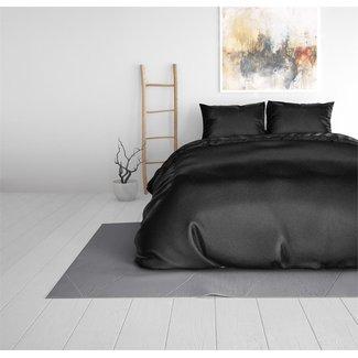 Sleeptime Dekbedovertrek Sleeptime Beauty Skin Care Dekbedovertrek Black Silk Micropercal