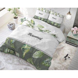 Dreamhouse Dekbedovertrek Dreamhouse Botanical Dreams White Katoen