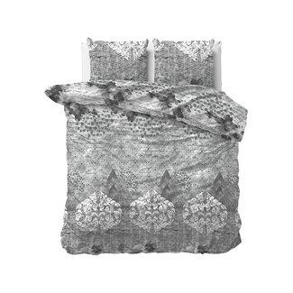 Sleeptime Dekbedovertrek Sleeptime Pandora Grey Katoen Blended