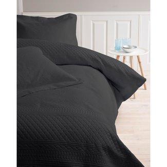 Sleeptime Sleeptime Bedsprei Charlene Anthracite Micropercal