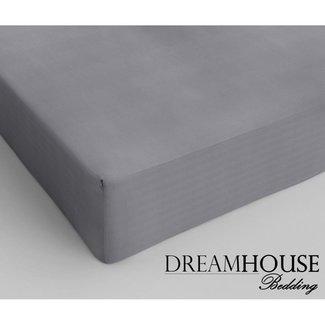 Dreamhouse Hoeslaken Dreamhouse - Katoen - Grijs