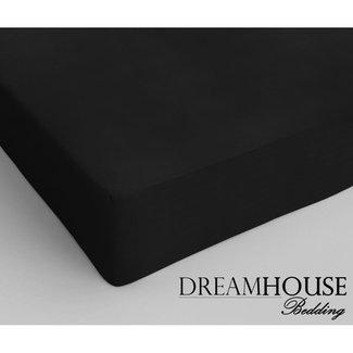Dreamhouse Hoeslaken Dreamhouse - Katoen - Zwart