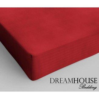 Dreamhouse Hoeslaken Dreamhouse - Katoen - Rood