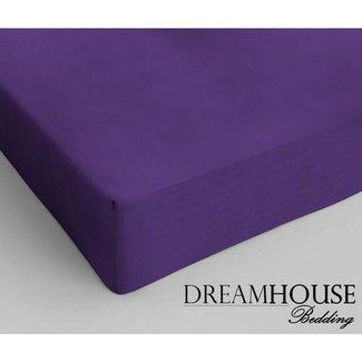 Dreamhouse Hoeslaken Dreamhouse - Katoen - Paars