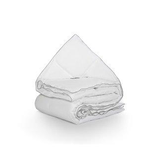 Primaviera Deluxe Enkel Dekbed -   Percale Cotton Touch White