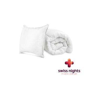 Swiss Nights Swiss Nights Pack 1 Dekbed + 1 Kussen