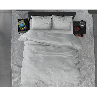 """Sleeptime """"2 halen = 1 betalen"""" Dekbedovertrek Sleeptime FL Jason Grey Flanel"""